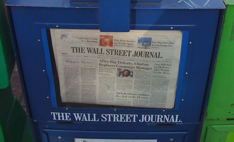 Medical Hypnosis In The Wall Street Journal