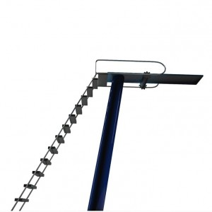 picture of a high diving board