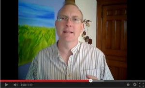screen shot of NLP practitioner Mark Shepard
