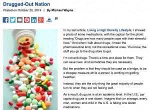 michael wayne article