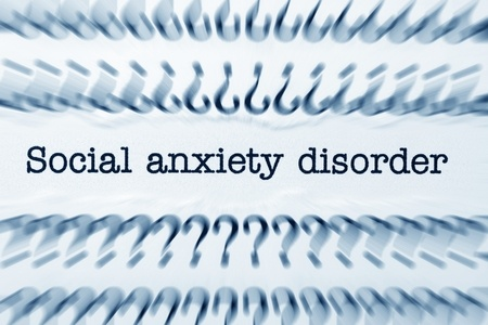 Social Anxiety Disorder Linked to…