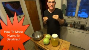 Hypnotic Sauerkraut & the 90 Day Challenge