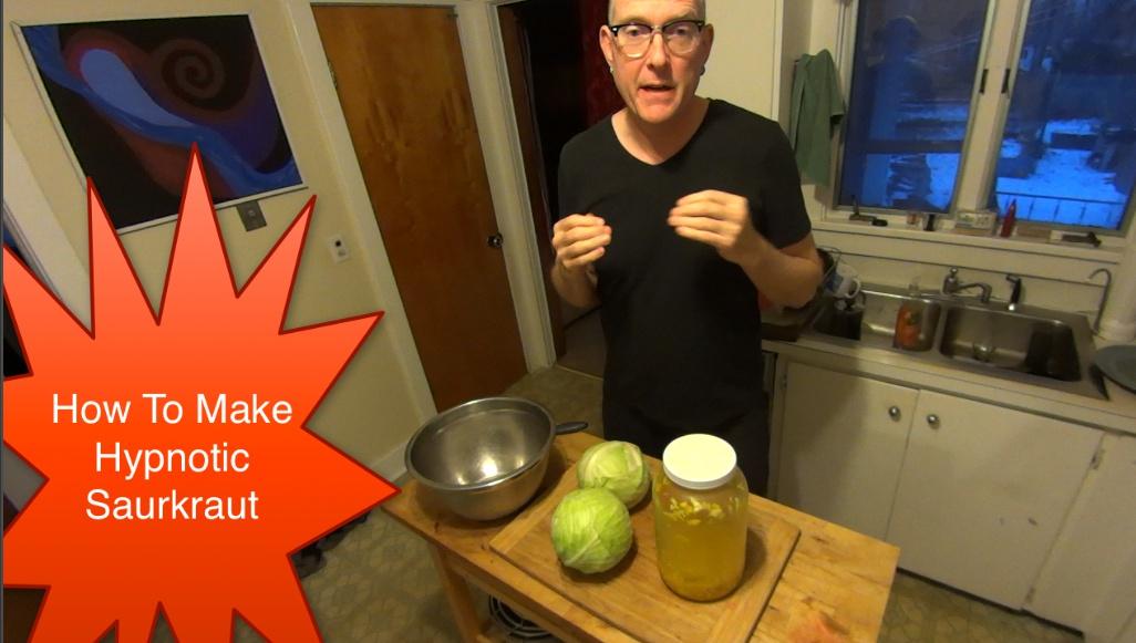 Hypnotic Sauerkraut & the 90 Day Challenge