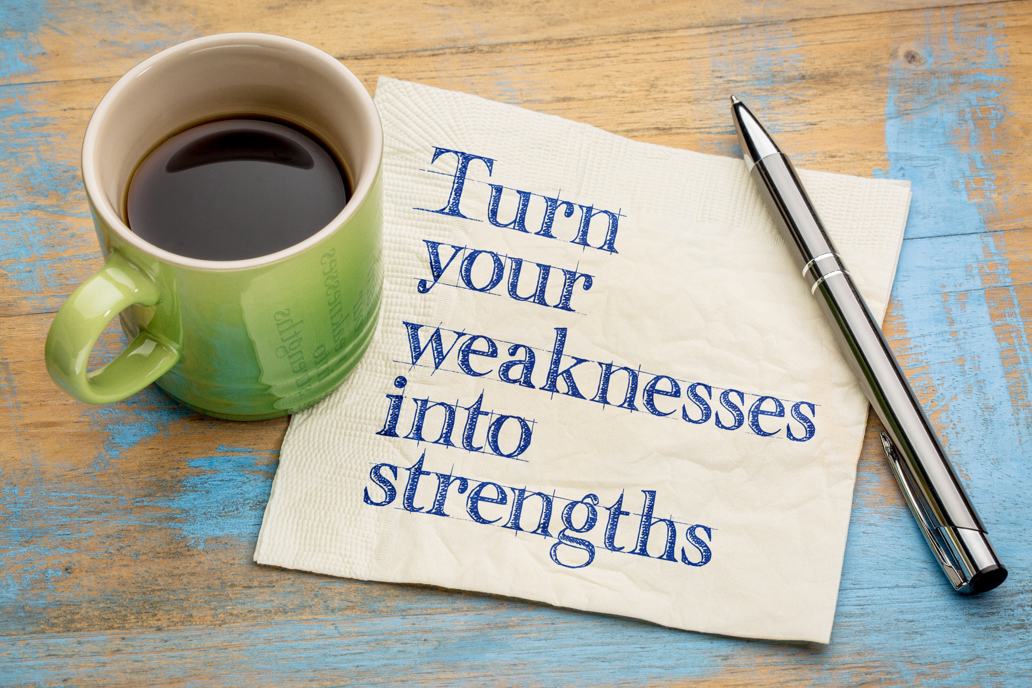 How To Turn Weaknesses Into Strengths With NLP & Hypnosis