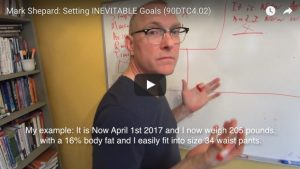90DTC-4.02 Setting Goals That Become INEVITABLE