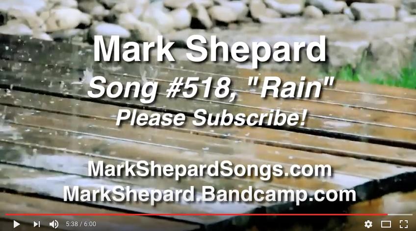 Sound Healing Music Video: Rain