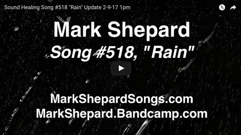 "Sound Healing Hypnosis Music Video: ""Rain"""