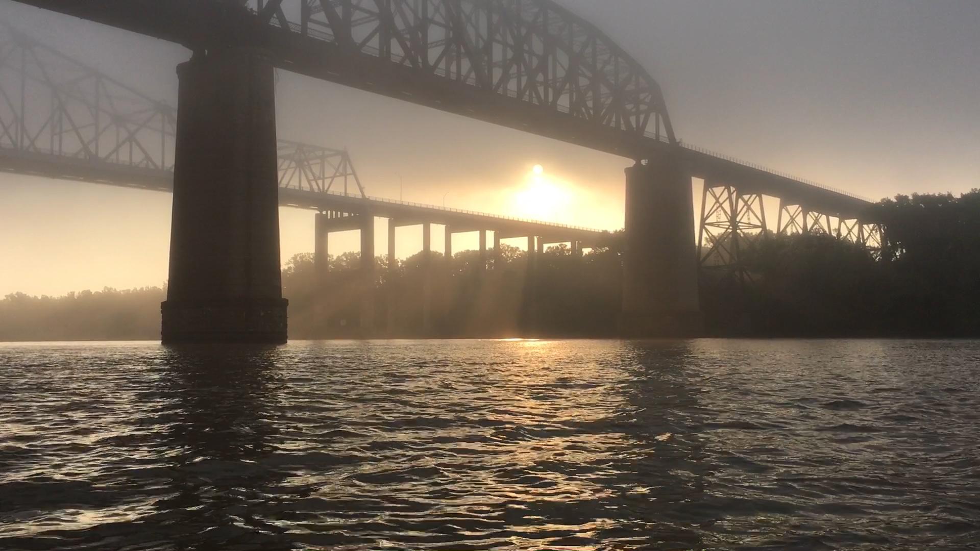 foggy river vlog still 004