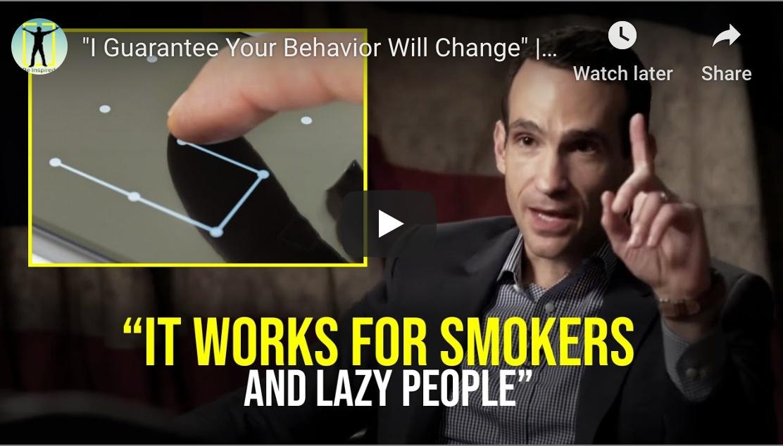 How To Change Your Behavior
